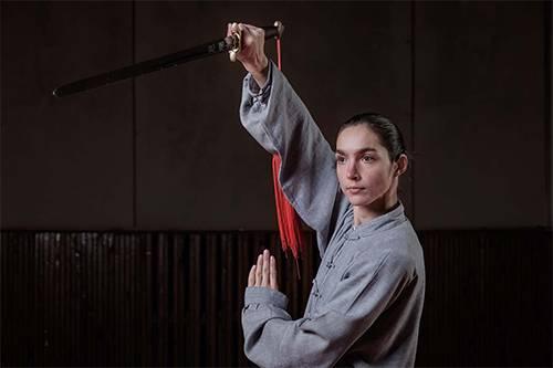 Секция даосского воинского искусства для женщин